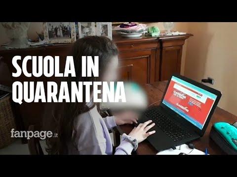 Coronavirus, la scuola ai tempi della quarantena: i compiti in classe da fare online