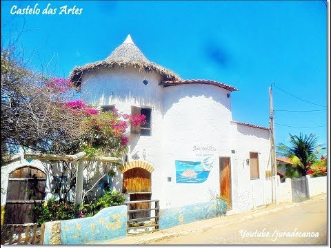 Jura Montenegro Art Gallery on the tower 2015 - Canoa Casttle of Arts
