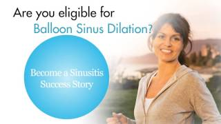 Balloon Sinus Dialation