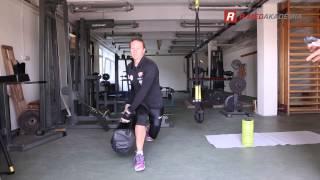 Kozák Danuta új, funkcionális edzés módszerekkel készül a riói olimpiára