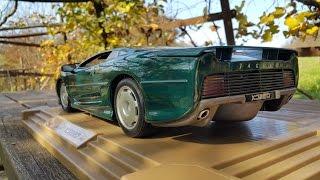 Jaguar Xj220 1:12