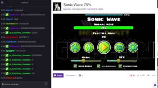 Sonic Wave 98% Mefewe Reaction (Voice)