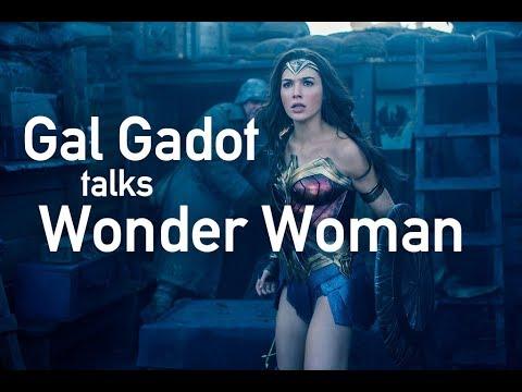 Gal Gadot interviewed by Robbie Collin