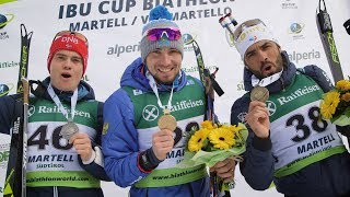 2017-18 IBU Cup 6: First Day Men Sprint