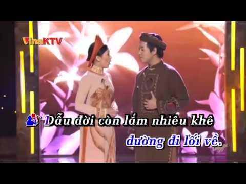 Karaoke Ao Hoa - Kieulinh Pham ft Lê Hoàng