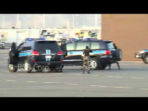 Makkah Blast Foiled By Saudi Police | Military Drilling Live Video | Full HD
