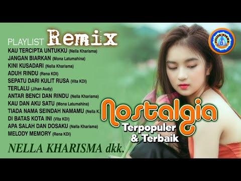 Nella Kharisma dkk - Lagu - Lagu Nostalgia 80an - 90an Terbaik Terpopuler & Paling Sering Di Putar
