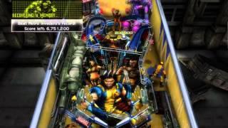 Pinball FX 2 - Wolverine