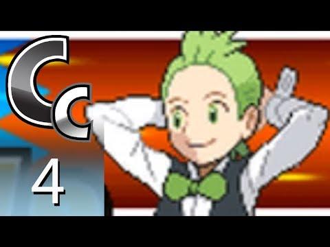 Pokémon Black & White - Episode 4: Cilan Throw