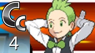 Pokémon Black & White - Episode 4: Cilan Throw
