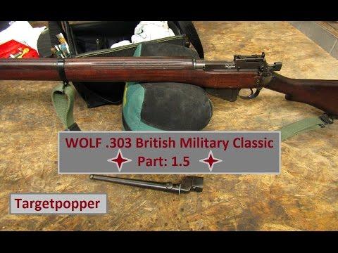 WOLF Performance Ammunition  303 British? PART:1 5