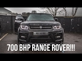 Fastest Ever Range Rover in the World!!!