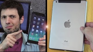 Hands On: iPad Mini com tela Retina