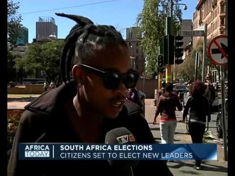 Africa Today on 2014 South Africa National Elections