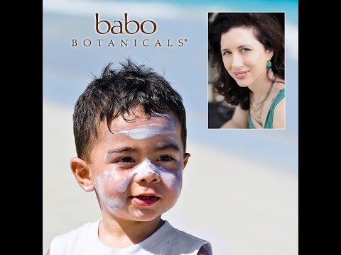 Babo Botanicals : The Mineral You Need To Protect Your Skin - LuckyVitamin Happy Wellness Webinar