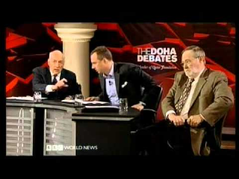 Is the World Better Off with Wikileaks ? 4 of 4 - BBC Doha Debates