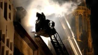 Brandweer Antwerpen - Uitslaande woningbrand Oude Koornmarkt