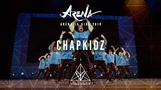 Chapkidz Arena LA Kids 2019 VIBRVNCY Front Row 4K