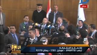 العاشرة مساء| تعرف بما استدل قضاة الإدارية العليا للحكم بمصرية تيران وصنافير