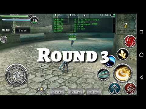 [AVABEL ONLINE] PvP: Gladiator Vs Lost Speller