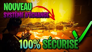 A NEW SYSTEM OF HYPER SECURE exchange 😱 New Trading System Fortnite Save the World