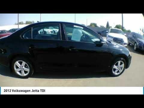 2012 Volkswagen Jetta Bakersfield CA U1098