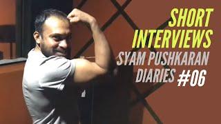 SHORT INTERVIEWS #SPD#KumbalangiNights#06