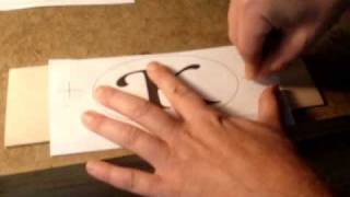 Build A Jewelry Box: Pt.2 - Making The Monogram Medallion