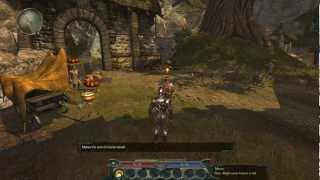 Divinity II Developers Cut - Gameplay - Ultra High Settings HD 7870 (HD)