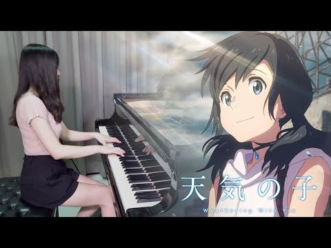 Weathering With You『Is There Still Anything That Love Can Do?』Ru's Piano | Tenki No Ko 🌤