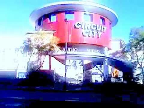 Circuit City Building Coming Down