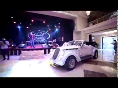 Russian Wedding Vivaldi Hall 1