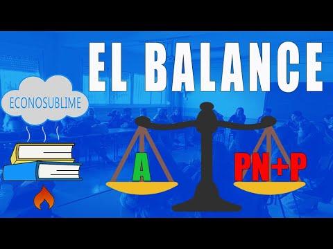 5. EL BALANCE DE SITUACIÓN Y SU ESTRUCTURA