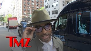 'Power' Star Larenz Tate All for Obama Ave. in Front of Trump Tower | TMZ
