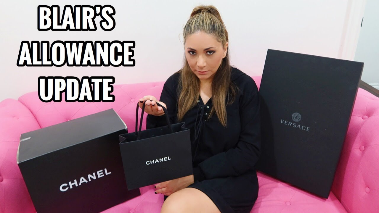 update on blairs allowance