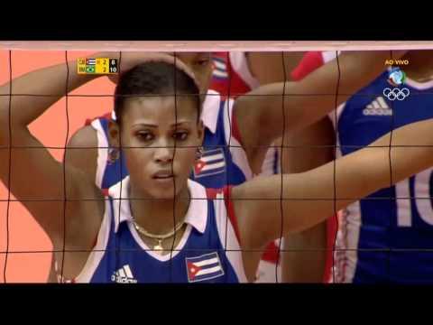 Pan 2011: Vôlei Feminino | Final | Brasil 3 x 2 Cuba | parte 14/15 (Record HD)