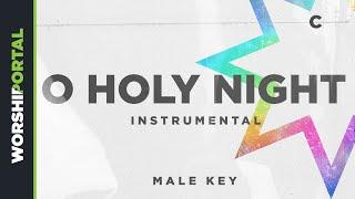 O Holy Night - Male Key - C - Instrumental