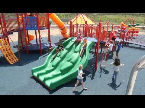 770-6S Flippopotamus Slide Belle Valley School Belleville IL