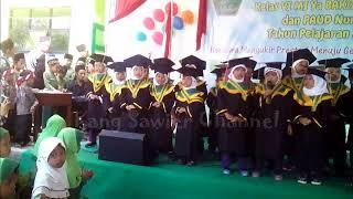 Guru  - (Lagu Perpisahan Anak PAUD/TK) Persembahan siswa siswi PAUD NURUL IMAN