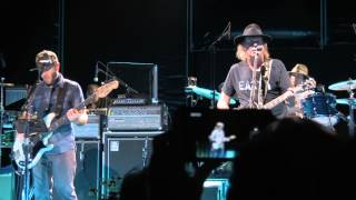 Neil Young Jones Beach 7/21/15 Down By The River
