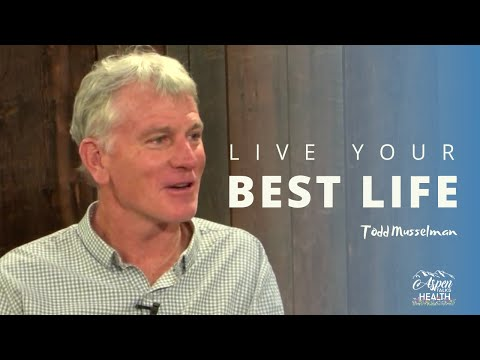 How To Live An Amazing Life | Todd Musselman