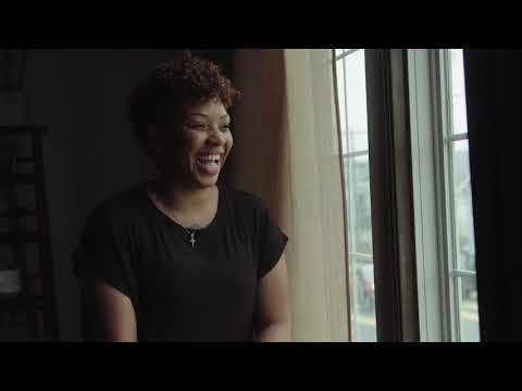 Andrea, Former Homelessness Prevention Program Client | Catholic Charities