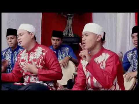 Al Jawazir Thola'al Badru (Versi Terbangan)