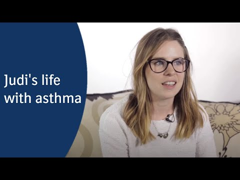 Judi – My Asthma Journey