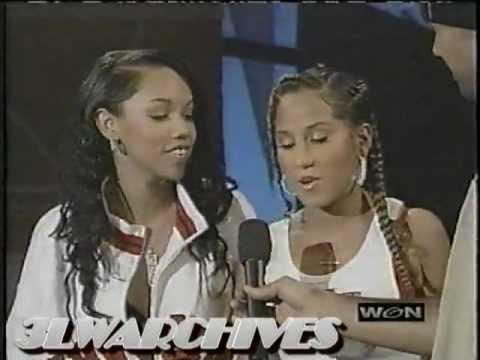 3LW-Neva Get Enuf (featuring Lil' Wayne) (Live Performance + Interview)
