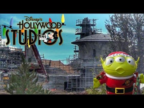Hollywood Studios Construction November 2018 Update