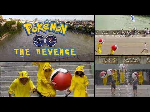 The Revenge - Pokemon GO Prank