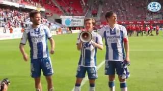 Helsingborgs IF-IFK Göteborg 29/5-16