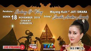 Download Mp3 Live Wayang Kulit Jati Swara  Sinden Hj.iwi.s  Cisaat Dukupuntang Cirebon Senin