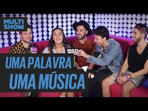 TAG: Uma Palavra Uma Música   Victor Meyniel + Federico Devito + Melim  Prezinha de Boa